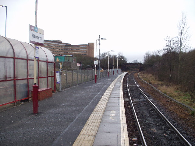 Hairmyres Station