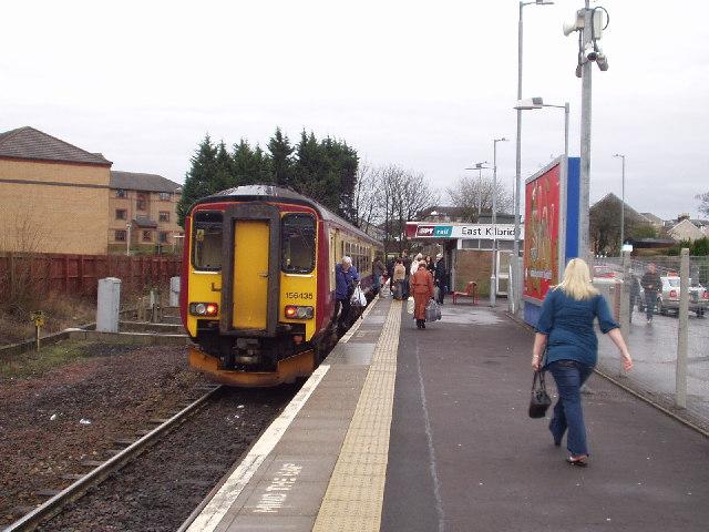 East Kilbride Station