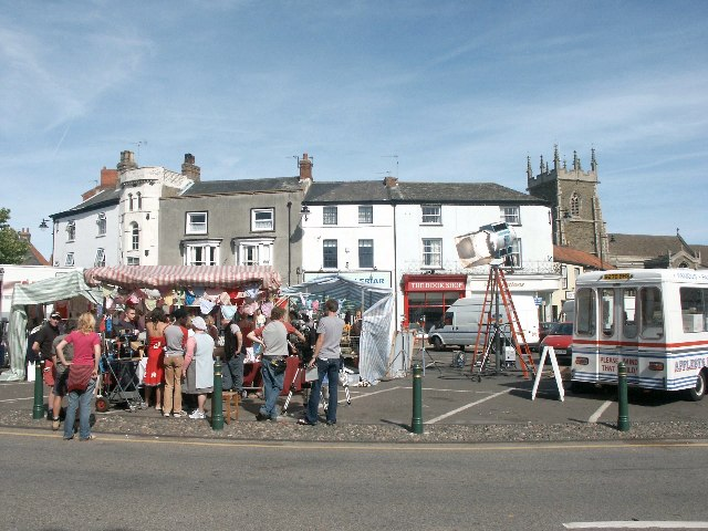 Alford Market Place