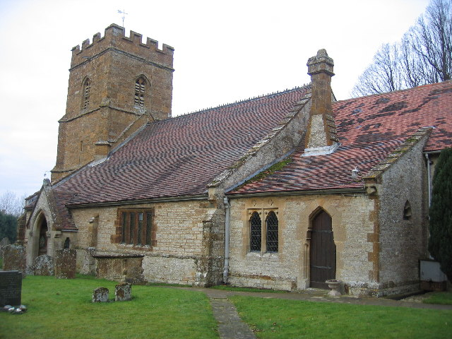 St Peter and St Paul's Church, Butlers Marston