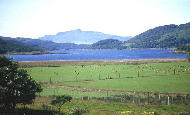 Head of Loch Teacuis