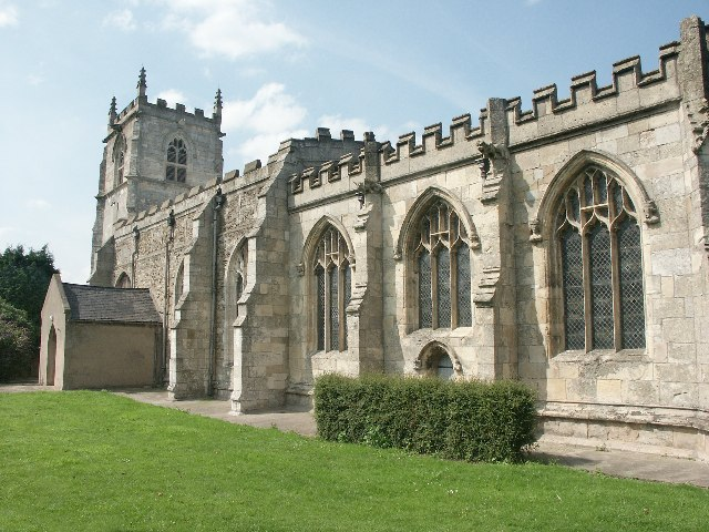 St Oswald's Althorpe