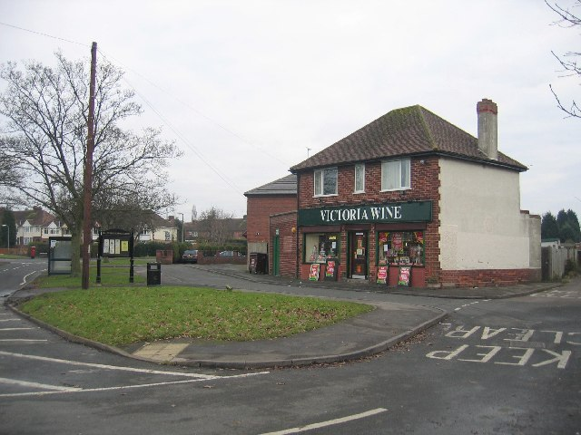 Valley Road off licence