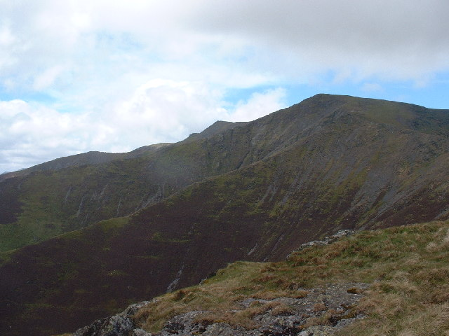 Blencathra from Scales Fell
