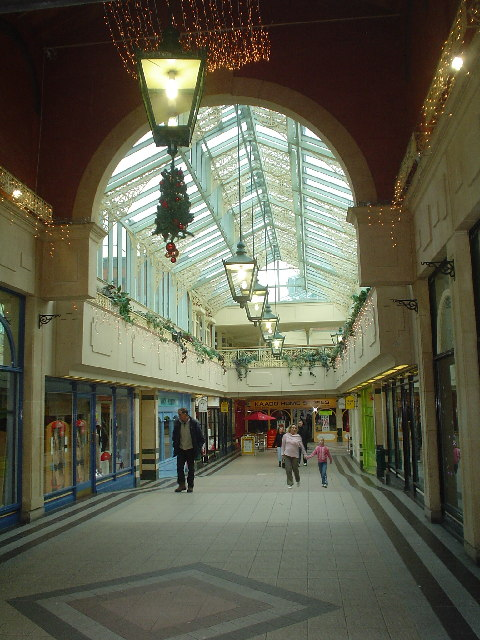 The Arcade, Aldershot