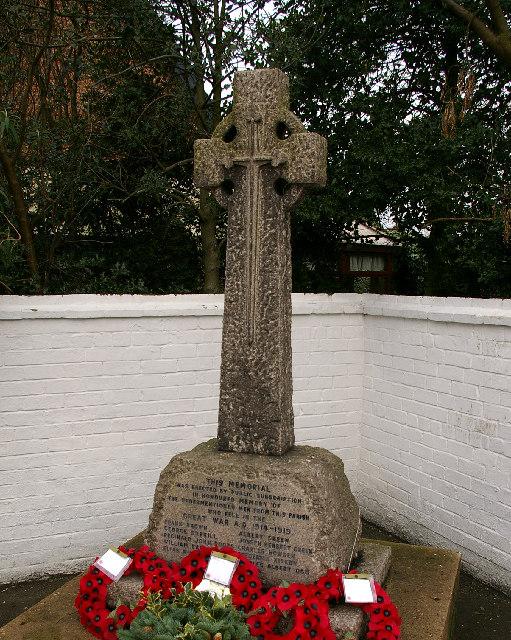 Winteringham War Memorial