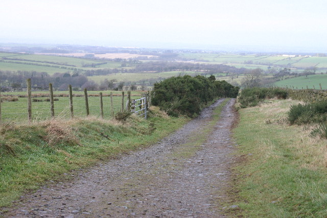 Bridleway to High Ireby