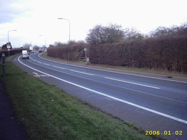 A5112 Telford Way