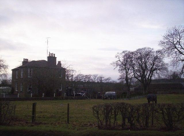 Mains of Newton Farmhouse
