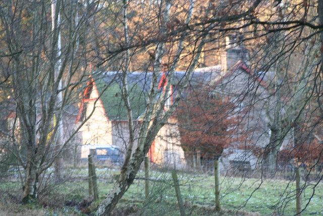 Forester's Cottage, Ballogie