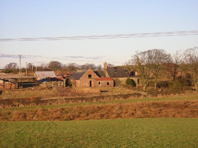 Stewartfield Farm (Derelict)
