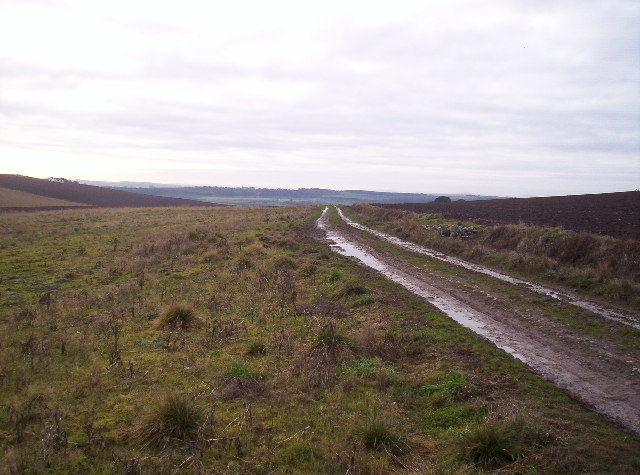 Track to Pitbeadlie