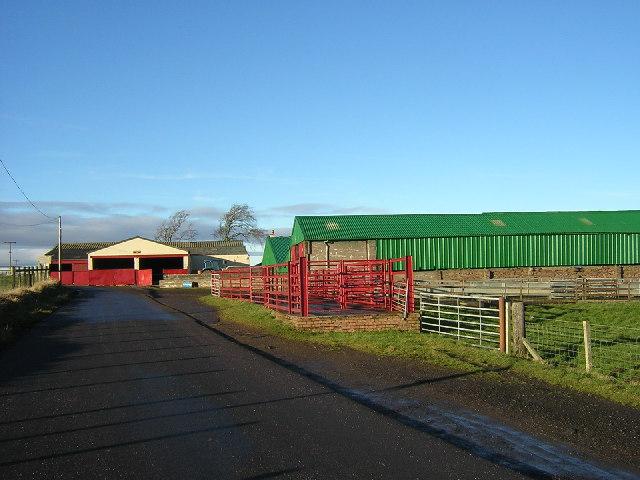 Earnockmuir Farm