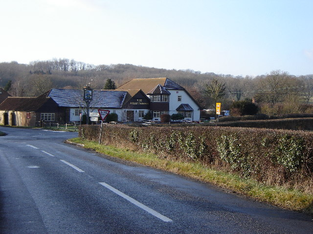 The Jolly Farmer, Blacknest
