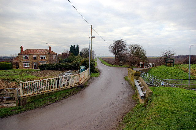 Bridge over Winteringham Haven