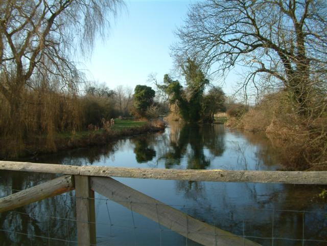 The River Kennet, Halfway