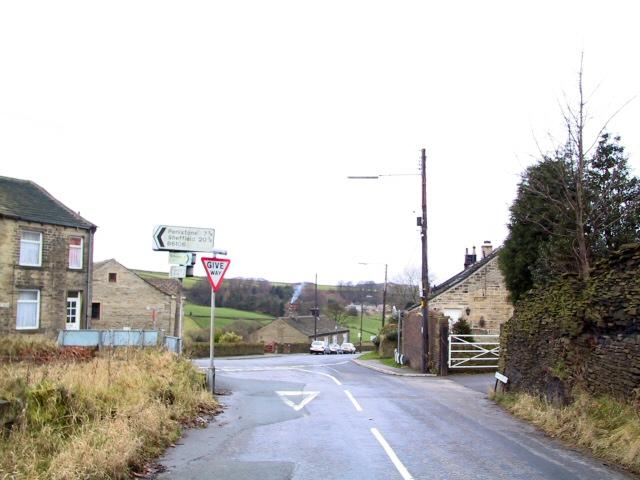 Cross Cross Roads