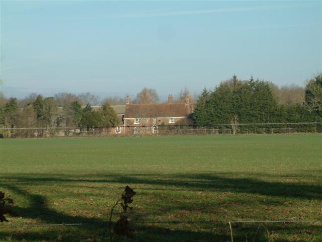Across the fields...
