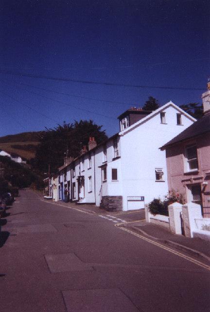 Copperhill Street, Aberdovey