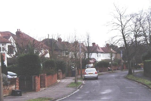 Allenby Road, Maidenhead