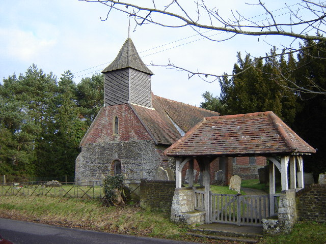 St Nicholas Church near Kingsley