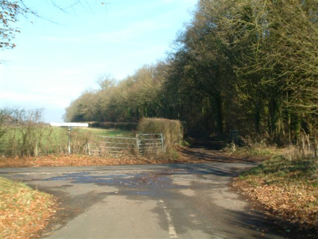 Oaken Copse Crossroads