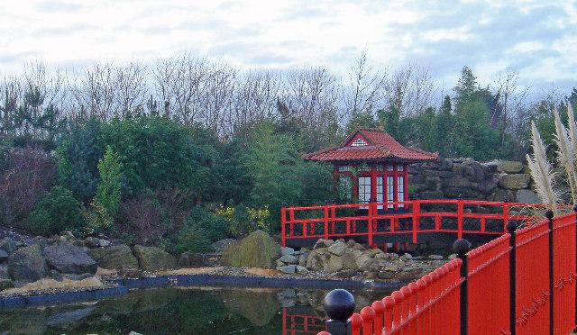 A little bit of Japan in St Annes