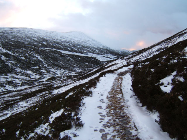 Slopes of Geal Charn