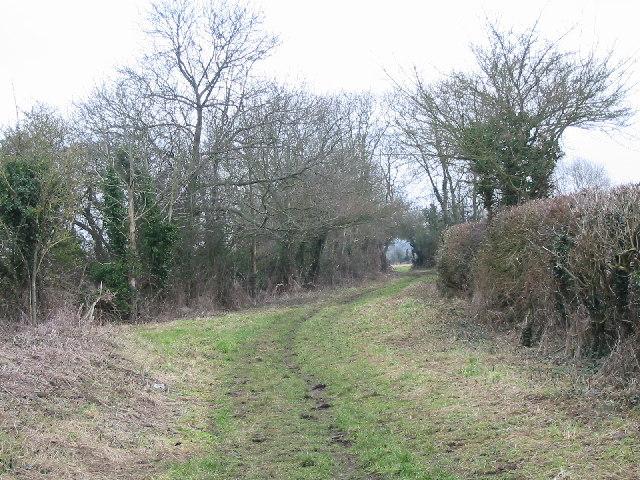 Fringford footpath