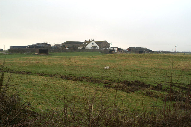 New bungalow at Trumley Farm