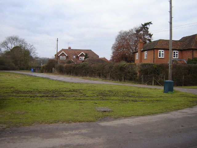 Houses at Warnborough Green