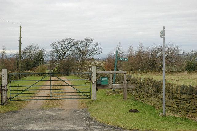 Moor Royd, near Upper Denby