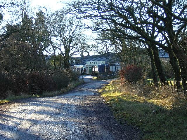 East Drumloch