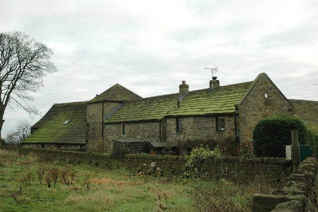 Converted farm buildings at Nether End