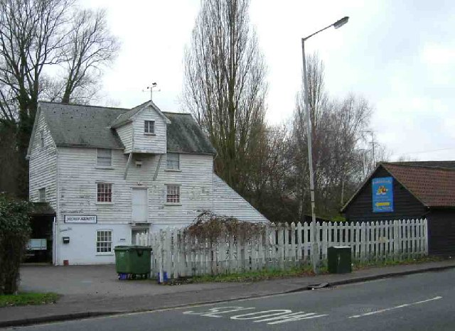 Cannock Mill, Old Heath