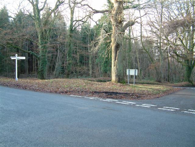 Knowle Hill Crossroads