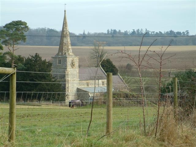 Little Bedwyn Church