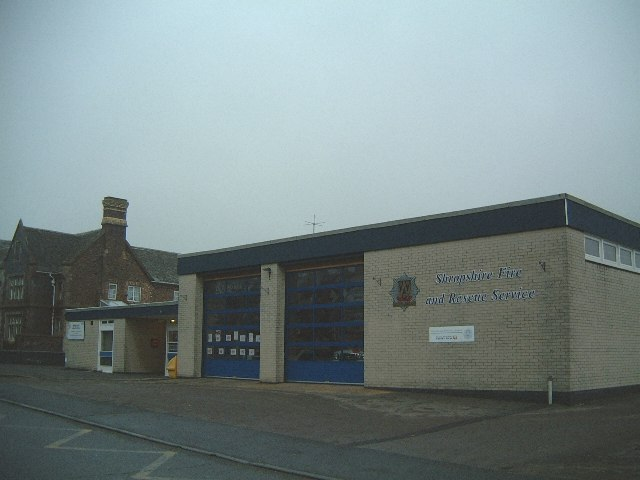 Bridgnorth Fire Station