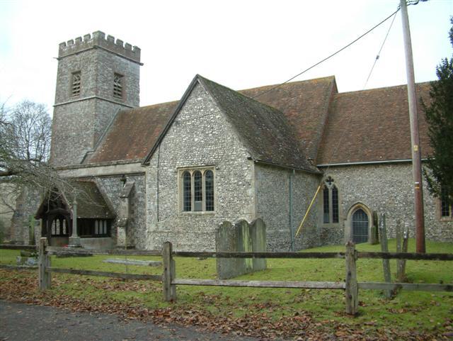 Shalbourne Church