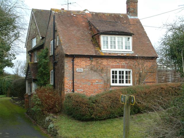 Bank Cottage, Shalbourne