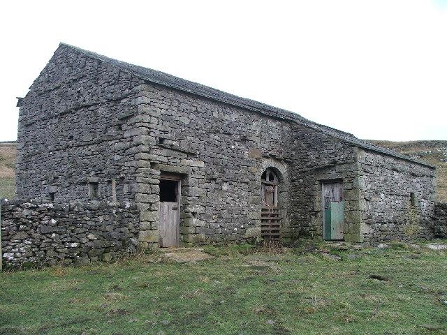 Barn near Cray.