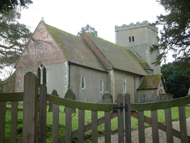 All Saints Church, Ham