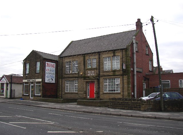Bruntcliffe Working Men's Club, Morley