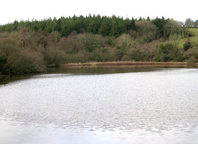Tresemple Pond