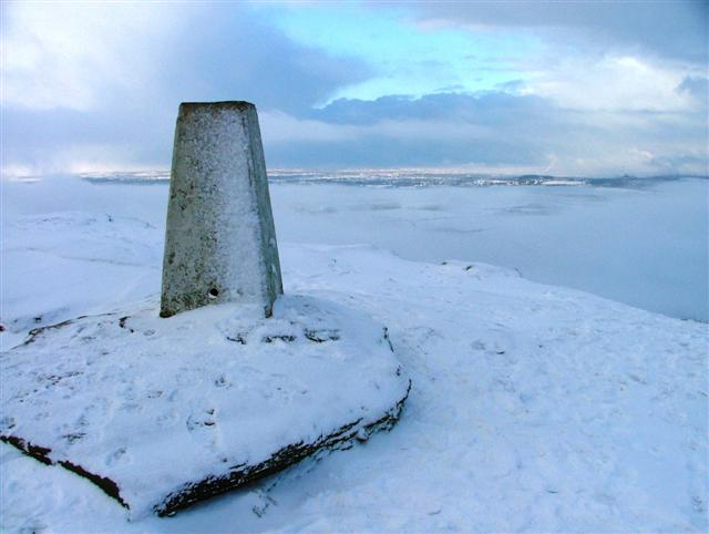 Trig. Point, Roseberry Topping