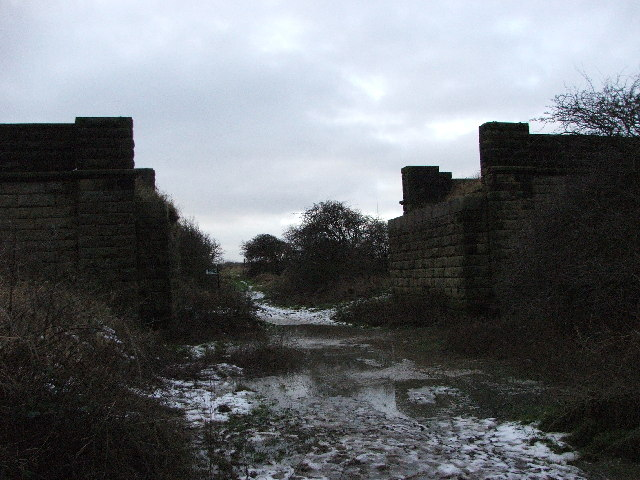 Dismantled Bridge