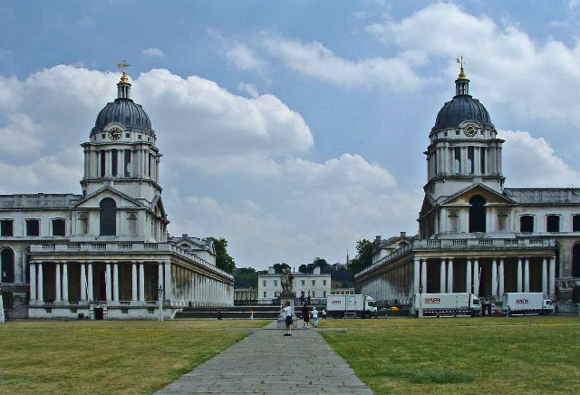 Naval College, Greenwich