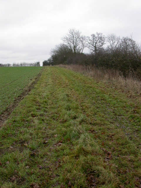 Headland Footpath