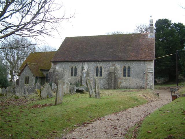 Church of St. Mary the Virgin, Vernham Dean
