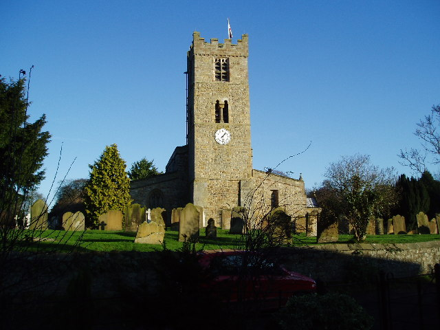 Hornby Church